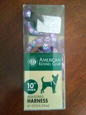 "American Kennel Club Adjustable Harness 6""-10"""
