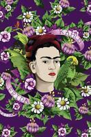 Frida Kahlo Poster Parrot 61 x 91,5 cm