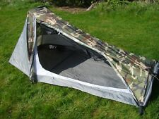 Ultralight Backpacking Tent - Camouflage Tent - Wild Camping Tent - Just 1.43kgs