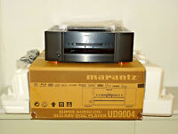 Marantz UD9004 High-End Blu-ray / SACD-Player Schwarz, OVP&NEU, 2 Jahre Garantie