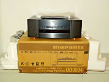 Marantz ud9004 High-End Blu-ray/SACD-Player Noir, ovp&neu, 2 ans de garantie
