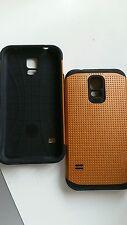 Samsung Galaxy S5 Resistente/Durevole Telefono Caso di colore: Rosso Rame