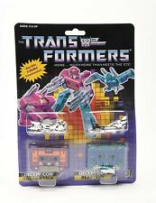 Transformers G1 Reissue Decepticon SQUAWKTALK BEASTBOX Robots Christmas Kids Toy