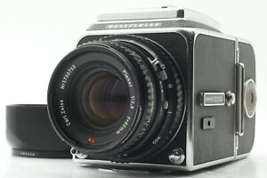 【NEAR MINT】 Hasselblad 500CM + Planar C 80mm F/2.8 + A12 II From JAPAN #421