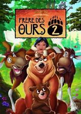 Frère des ours 2 DVD WALT DISNEY NEUF SOUS BLISTER