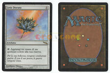 MTG MAGIC - Loto Dorato - Gilded Lotus - Mirrodin - Italiana - Buona