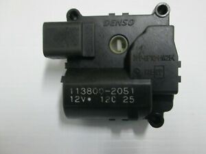 TOYOTA CELICA 1.8 GEN7 1999-2006 HEATER CONTROL FLAP ACTUATOR MOTOR 113800-2051