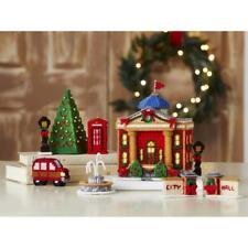 Herrschners® Christmas Village - City Hall Plastic Canvas Kit