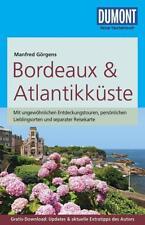 DuMont Reise-Taschenbuch Reiseführer Bordeaux & Atlantikküste 5. Auflage 2016
