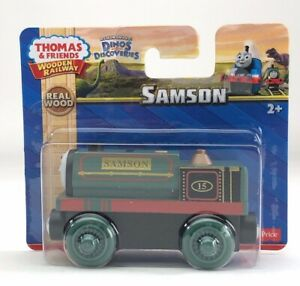 Samson the Saddle Tank Engine Wooden Wood Train Toy From Thomas and Friends
