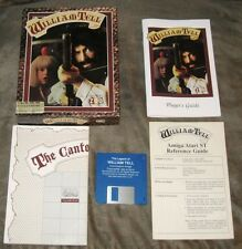 The Legend of William Tell by Electronic Zoo for the Commodore Amiga