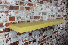 Handpainted ANY Farrow & Ball Colour Floating Shelf Shelves Solid Wood Wooden