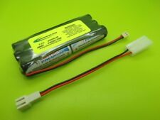 2500mA NIMH Tx TRANSMITTER BATTERY FOR HITEC AURORA 9 54128 / MADE IN USA