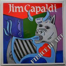 LP DE**JIM CAPALDI - FIERCE HEART (WEA '83)**27046