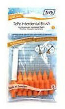 TePe Interdental Brushes 0.45mm ORANGE 10 PACKETS !