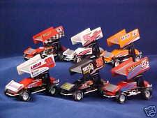 Australia/New Zealand set of 12 sprint cars