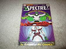 SHOWCASE #64: SPECTRE 5TH APPEARANCE SILVER AGE SPECTRE !!