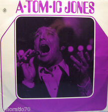 TOM JONES A-tom-ic Jones OZ LP 1960s WRC