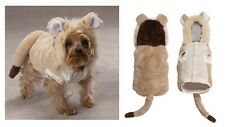 Lil' Lions Costumes for Dogs xSmall Zoo Mane Lion King Safari Dog Costume
