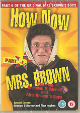 MRS BROWNS BOYS HOW NOW MRS BROWN DVD PART 6 NEW BRENDAN O CARROLL