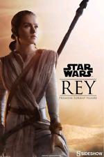 Sideshow Collectibles--Star Wars - Rey Premium Format Statue