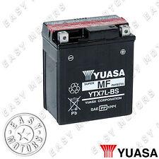 BATTERIA YUASA YTX7L-BS BETA ALP 4.0 350 2003>2008