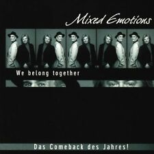Mixed Emotions We belong together (1999) [CD]