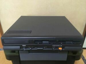 SEGA Teradrive Model2 Super RARE w/2 FDDs Great Condition - Working AC100V