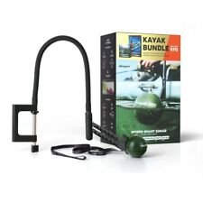 Deeper Chirp Smart Sonar w/ Flexible Arm Mount Kayak Bundle Fish Finder (K)
