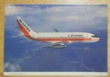 Postcard of Air Europe 737 from 1980s Unposted, Aeroplane