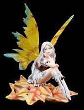 Lindo Hadas Figura sobre Antisalpicaduras - Colorido Pequeño Decoración de