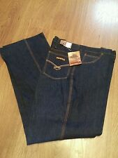 J-53 true vintage maverick mens fashion jeans 40×32 USA