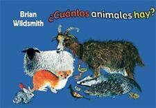 Cuantos Animales Hay (Animals to Count)Spanish (Brian Wildsmith) (Span-ExLibrary