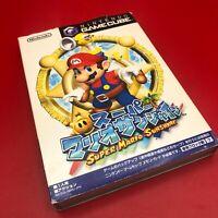 Super Mario Sunshine Nintendo GameCube Japan Import Used Tested and Work
