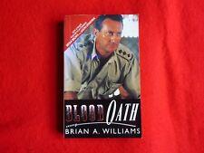 Blood Oath By Brian A. Williams (1990)