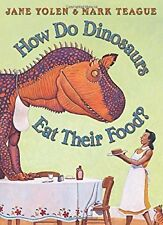 How Do Dinosaurs Eat Their Food?, Yolen, Jane, Used; Very Good Book