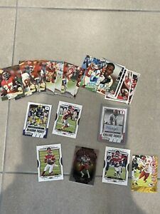Kansas City Chiefs American football cards Lots. Patrick Mahomes & Silver Hill