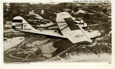 Photochrom Co Ltd Collectable Air Transportation Postcards