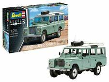 Revell Land Rover Series III Car Model Kit - 07047