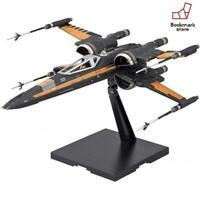 Star Wars the last of the Jedi booth Ted X-wing fighter por machine 1/72 scale