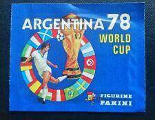 1978 WORLD CUP ARGENTINA 78 PANINI ORIGINAL SEALED UNOPENED STICKER PACK