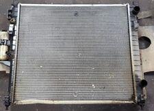 MERCEDES W163 ML270 CDI TURBO DIESEL COOLANT RADIATOR 1635001004