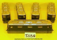 j123G jouef spares BULK BONUS BUY 5x bodyshell re4/4 11166 cff sbb ffs glazed