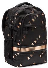Victoria's Secret PINK Collegiate Laptop Sleeve Backpack Bookbag Travel Bag Tote