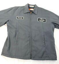"""""""Jaguar of Novi"""" Perkins Work Jacket Coat """"Charlie"""" Patches"""