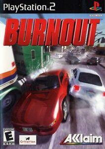 Burnout - Playstation 2 Game