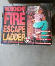 Kidde 468093 Kl-2S Two Story 15ft Fire Escape Ladder