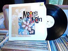 MOON'S TRAIN TENTH PLANET RARE LP RECORD