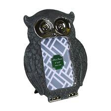 Shimmering Luxury Embossed Owl Photoframe . Stunning design