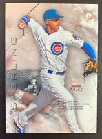 2014 Bowman Sterling Prospects JAVIER BAEZ Rookie #BSP-44 Chicago Cubs RC
